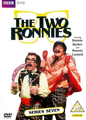 Rent The Two Ronnies: Series 7 Online DVD Rental