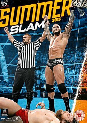 Rent WWE: SummerSlam 2013 Online DVD Rental