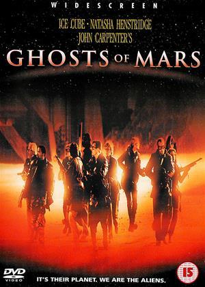 Rent Ghosts of Mars Online DVD & Blu-ray Rental