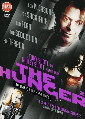 Rent The Hunger: Series 2 Online DVD Rental