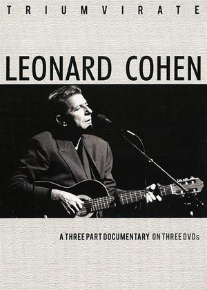 Rent Leonard Cohen: Triumvirate Online DVD & Blu-ray Rental