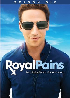 Rent Royal Pains: Series 6 Online DVD Rental