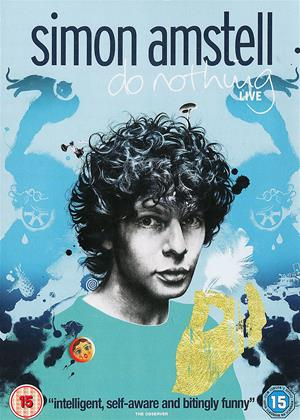 Rent Simon Amstell: Do Nothing: Live Online DVD Rental