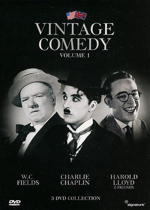 Rent Vintage Comedy: Vol.1 Online DVD Rental
