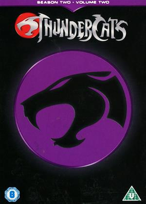 Rent ThunderCats: Series 2: Part 2 Online DVD Rental