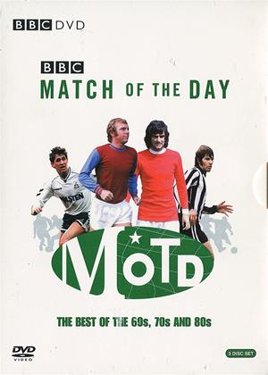 Rent Match of the Day: The Best of the 60s, 70s and 80s Online DVD Rental