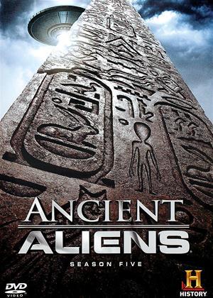 Rent Ancient Aliens: Series 5 Online DVD Rental