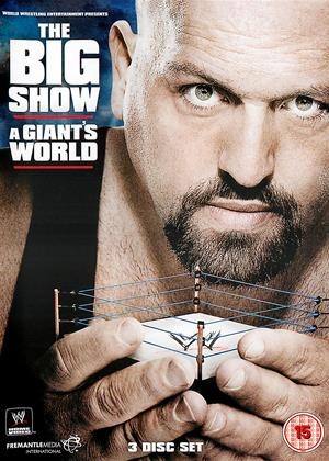 Rent WWE: The Big Show: A Giant's World Online DVD Rental