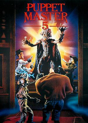 Rent Puppet Master 5 (aka Puppet Master 5: The Final Chapter) Online DVD Rental