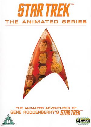 Rent Star Trek: The Animated Series Online DVD Rental