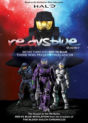 Rent Red vs. Blue: Series 9 Online DVD Rental