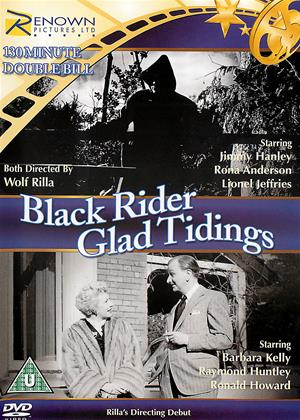 Rent Black Rider / Glad Tidings Online DVD Rental