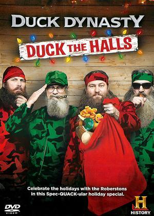 Rent Duck Dynasty: Duck the Halls Online DVD Rental