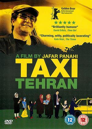 Rent Taxi Tehran (aka Jafar Panahi's Taxi) Online DVD & Blu-ray Rental