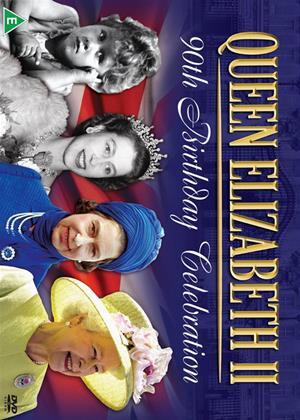 Rent Queen Elizabeth II on Film: 90th Birthday Celebrations Online DVD & Blu-ray Rental
