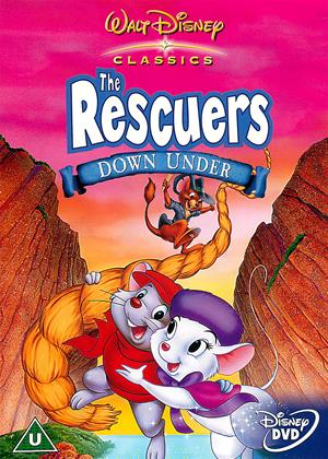Rent The Rescuers Down Under Online DVD & Blu-ray Rental
