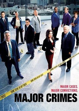 Rent Major Crimes: Series 4 Online DVD Rental