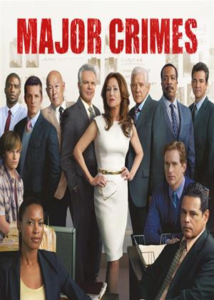 Rent Major Crimes: Series 5 Online DVD Rental