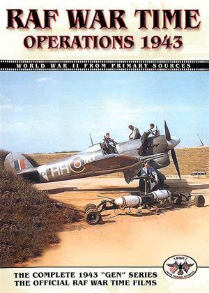 Rent RAF War Time Operations: 1943 Online DVD Rental