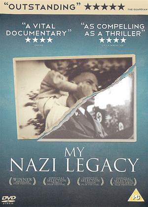 Rent My Nazi Legacy (aka What Our Fathers Did: A Nazi Legacy) Online DVD Rental