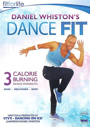 Rent Daniel Whiston's Dance Fit Online DVD Rental