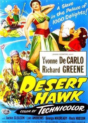Rent The Desert Hawk Online DVD Rental