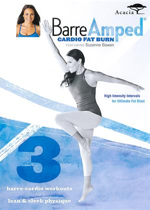 Rent BarreAmped: Cardio Fat Burn Online DVD Rental