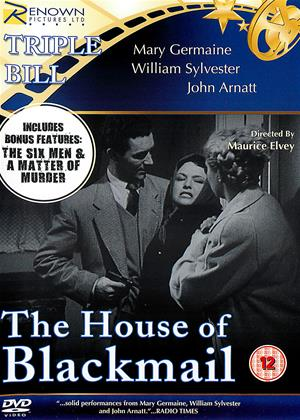 Rent The House of Blackmail Online DVD Rental