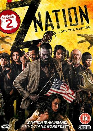 Rent Z Nation: Series 2 Online DVD Rental