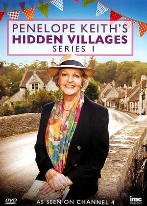 Rent Penelope Keith's Hidden Villages: Series 1 Online DVD Rental
