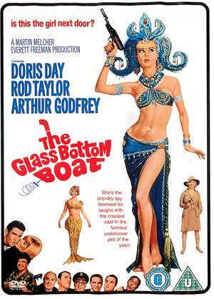 Rent The Glass Bottom Boat (aka The Spy in Lace Panties) Online DVD Rental