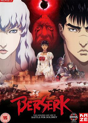 Rent Berserk: The Golden Age Arc II: The Battle for Doldrey (aka Beruseruku: Ougon jidai-hen II - dorudorei koryaku) Online DVD Rental