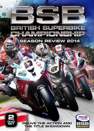 Rent British Superbike: Championship Season Review: 2014 Online DVD Rental