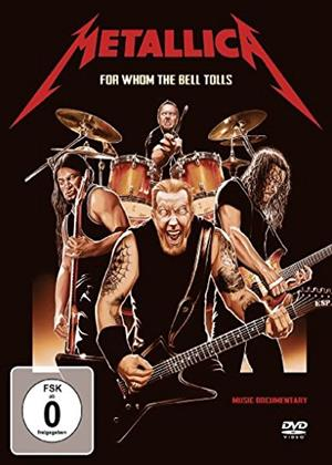 Rent Metallica: For Whom the Bell Tolls Online DVD Rental
