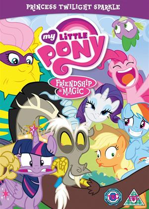 Rent My Little Pony: Friendship Is Magic: Princess Twilight Sparkle Online DVD Rental