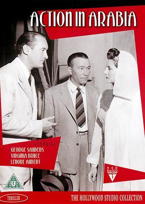 Rent Action in Arabia (aka Danger in Damascus) Online DVD Rental