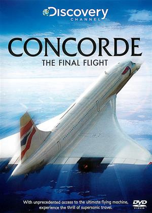 Rent Concorde: The Final Flight Online DVD Rental