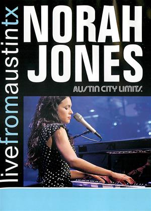 Rent Norah Jones: Live from Austin, Texas Online DVD Rental