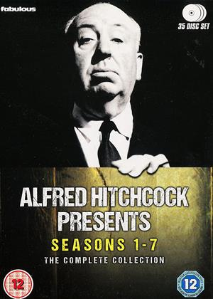 Rent Alfred Hitchcock Presents: Series 7 Online DVD & Blu-ray Rental