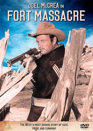 Rent Fort Massacre Online DVD Rental