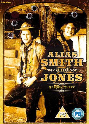 Rent Alias Smith and Jones: Series 3 Online DVD Rental