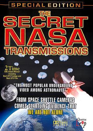 Rent The Secret NASA Transmissions Online DVD Rental