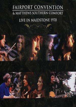 Rent Fairport Convention: Live at the Maidstone Fiesta 1970 Online DVD Rental
