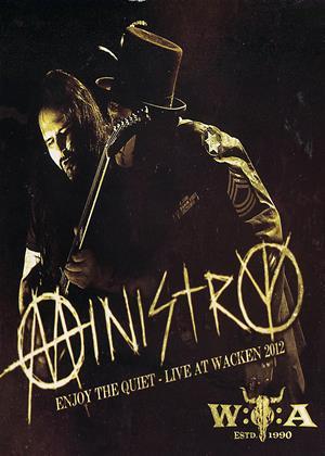 Rent Ministry: Enjoy the Quiet: Live at Wacken 2012 Online DVD Rental