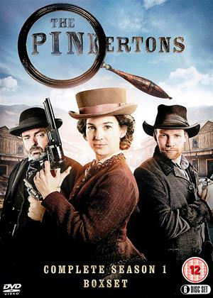 Rent The Pinkertons: Series 1 Online DVD Rental
