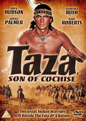 Rent Taza, Son of Cochise (aka Son of Cochise) Online DVD Rental