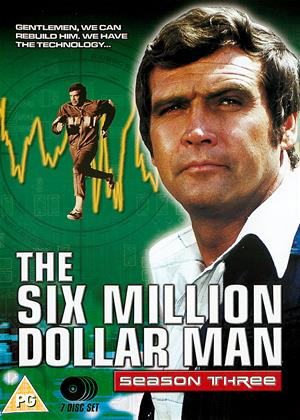 Rent The Six Million Dollar Man: Series 3 Online DVD Rental