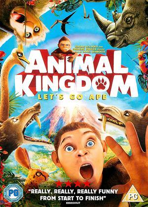 Rent Animal Kingdom: Let's Go Ape (aka Pourquoi j'ai pas mangé mon père) Online DVD Rental