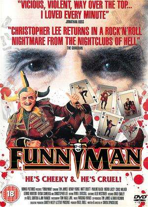Rent Funny Man Online DVD Rental