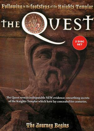 Rent The Quest: The Journey Begins (aka The Quest: Knights Templar 2: The Journey Begins) Online DVD Rental